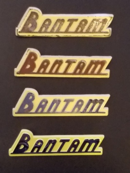 1940 American Bantam Badge Reproduction Comparison 3
