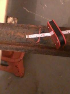 Bantam chassis tape measure 7