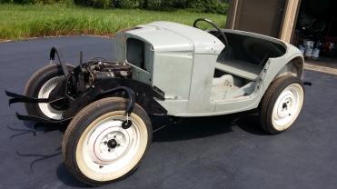 1939 Bantam Roadster Project Missouri