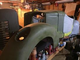 American Bantam Roadster for sale fender (2)