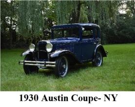 1930 Austin Showroom